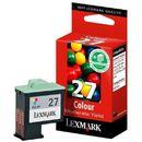 Cartucho-Lexmark-27-Colorido-10N1193