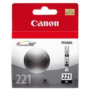 Cartucho-Canon-CLI221-Preto