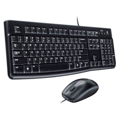 teclado-mouse-desktop-usb-logitech
