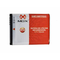 Bateria-Recarregavel-para-Camera-Digital-740mAh-3.7V-Mox--MO-BP70A-