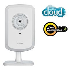 Camera-Wireless-D-Link-DCS-930