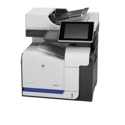 Impressora-HP-LaserJet-Enterprise-500-color-M575f-MFP