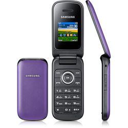 Celular-Samsung-E1195-com-Radio-FM-–-Roxo