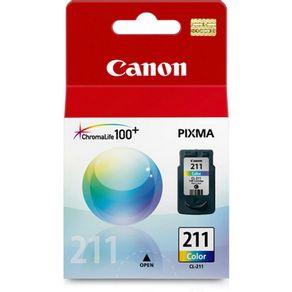 Cartucho-Canon-CL211-Colorido