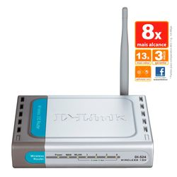 Roteador-Wireless-D-Link-DI-524