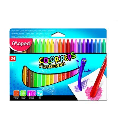 giz-de-cera-plastico-color-peps-24-cores-maped