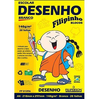 bloco-desenho-a4-20-folhas-filipinho-filiperson