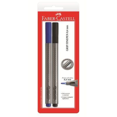 caneta-grip-fine-pen-2-pecas-faber-castell