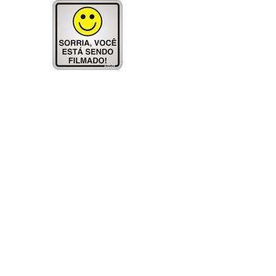 placa-auto-adesiva-aluminio-sorria-sinalize