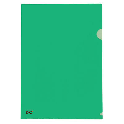 pasta-l-a4-verde-dac