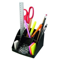 porta-canetas-multiuso-preto-ordene