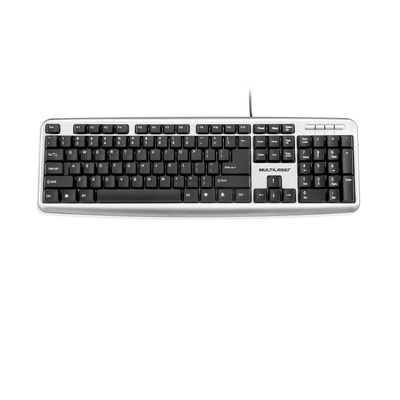 teclado-standard-usb-slim-multilaser