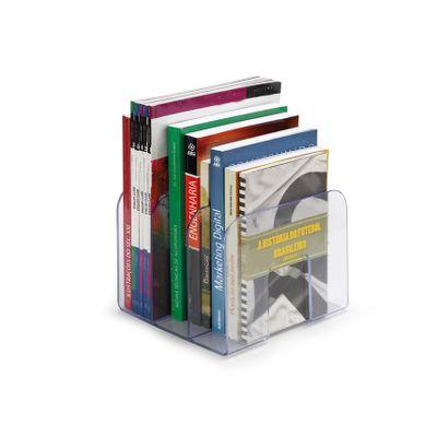 organizador-livros-standard-transparente-waleu