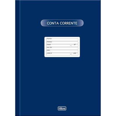 livro-conta-corrente-capa-dura-100-folhas-tilibra