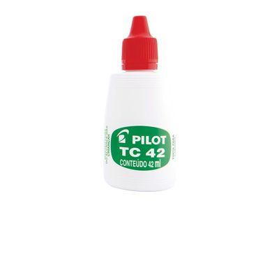 tinta-carimbo-tc-42-vermelha-42-ml-pilot