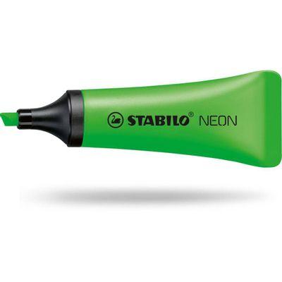 marca-texto-verde-neon-stabilo