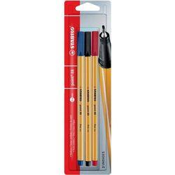 caneta-point-88-3-cores-stabilo