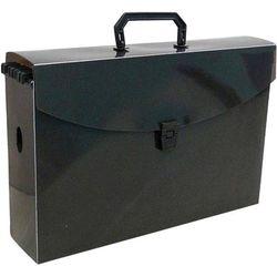 maleta-arquivo-line-10-pastas-suspensas-golden-kraft