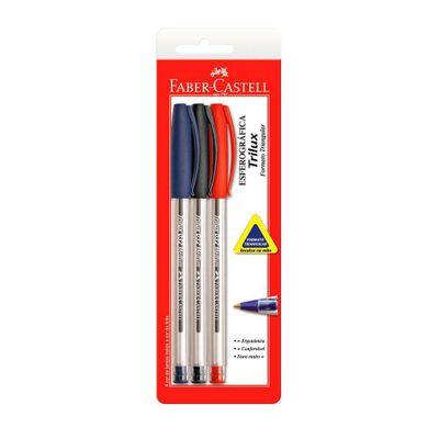caneta-esferografica-trilux-media-com-3-unidades-faber-castell