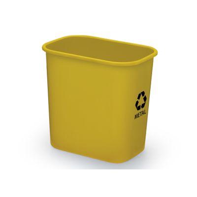 cesto-lixo-reciclavel-12-5-litros-amarelo-waleu