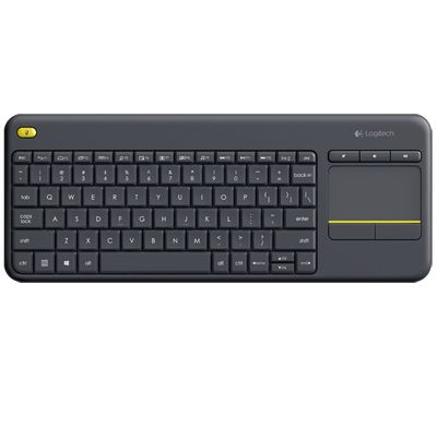 teclado-sem-fio-com-mouse-touch-keyboard-plus-logitech