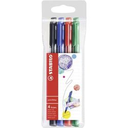 caneta-pointmax-basica-com-4-cores-stabilo