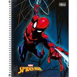 caderno-espiral-capa-dura-universitario-1-materia-96-folhas-spider-man-tilibra