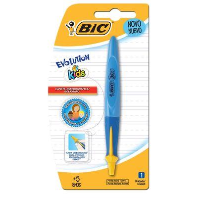 caneta-esferografica-evolution-kids-azul-bic
