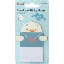envelope-sticky-notes-15-folhas-pato-tysn7394-eagle