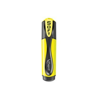 marca-texto-fluo-peps-ultra-soft-amarelo-maped-