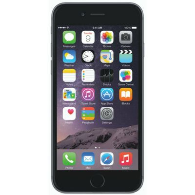 1968b599e IPHONE 6 16GB CINZA ESPACIAL APPLE SEMINOVO - Suprinform