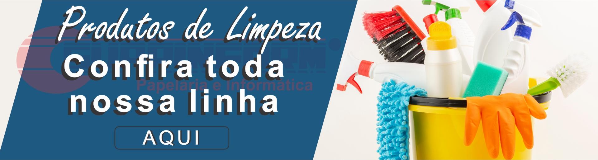 Banner Limpeza