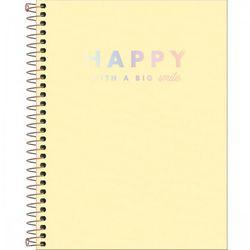 caderno-espiral-capa-plastica-colegial-1-materia-happy-amarelo-80folhas_313181-e1
