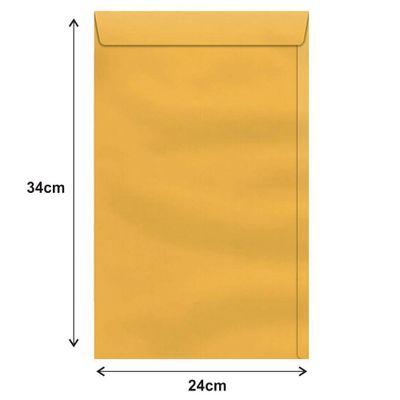 envelope-de-papel-ouro-oficio