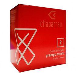grampo-trunfo-n°2-caixa-com-50-und-chaparrau
