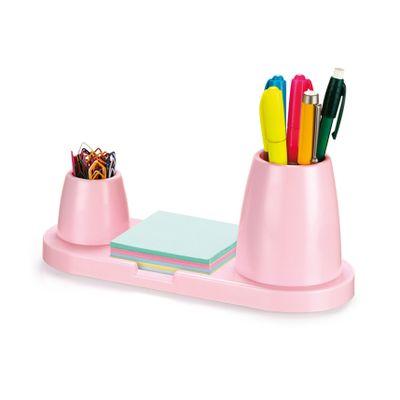 porta-canetas-clips-lembrete-trio-plus-rosa-maxcril