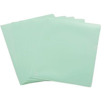 pasta-l-lolipop-a4-5-unid-verde-pastel-plascony-l15lp-vd