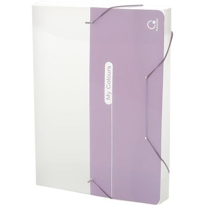 pasta-aba-elastico-a4-dorso-2cm-my-colours-lavanda-plascony-