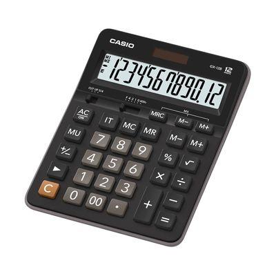 Calculadora-De-Mesa-Casio-GX-12B