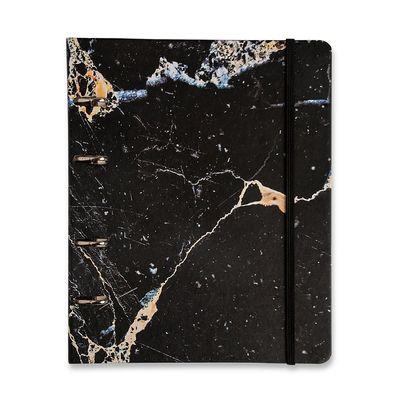 caderno-criativo-argolado-minerais-marmore-preto-17x24cm-cicero