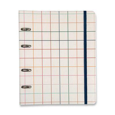 caderno-criativo-argolado-quadriculado-esquema-off-white-17x24cm-cicero