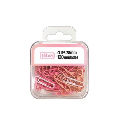 clips-28mm-rosa-pastel-120-unidades-tilibra