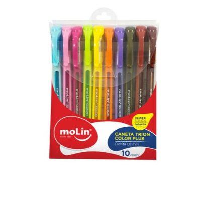 caneta-trion-color-plus-1.0mm--10-cores-molin-1122