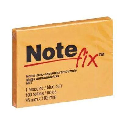bloco-adesivo-notefix-laranja-76x102mm-100-folhas