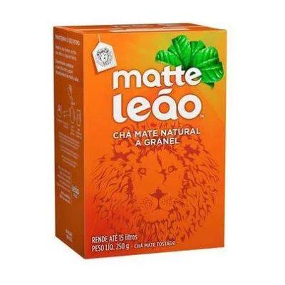 cha-matte-natural-granel-250gr-leao